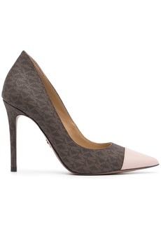 Michael Kors two-tone pointed pumps