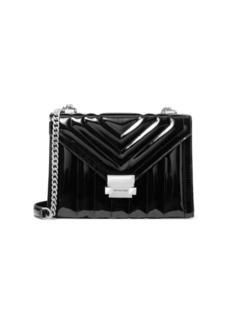 MICHAEL Michael Kors Whitney Leather Shoulder Bag