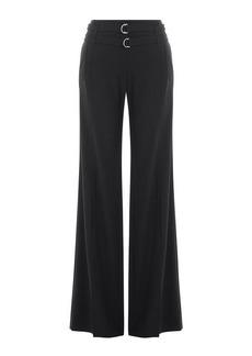 Michael Kors Wide Leg Virgin Wool Pants