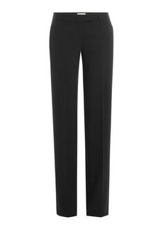 Michael Kors Wide Leg Wool Trousers