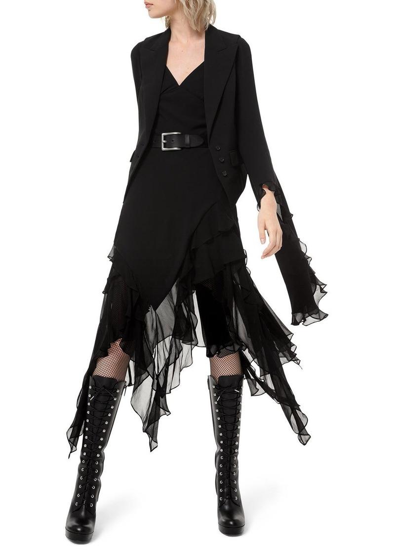 Michael Kors Wool 3-Button Vest