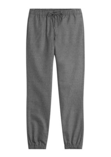 Michael Kors Wool Flannel Sweatpants