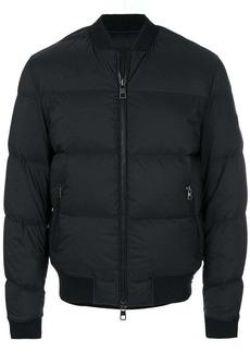 Michael Kors zipped padded jacket