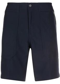 Michael Kors zipped pockets tailored shorts