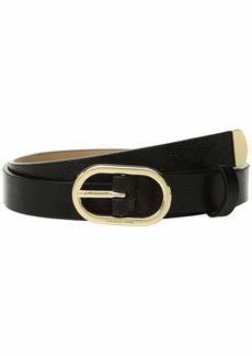 "MICHAEL Michael Kors 20 mm (3/4"") Metallic Belt"
