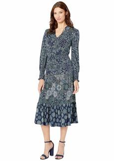 MICHAEL Michael Kors 3 Print Ellipse Dress