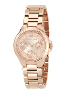 MICHAEL Michael Kors 33mm Mini Bailey Chronograph Bracelet Watch  Rose Golden