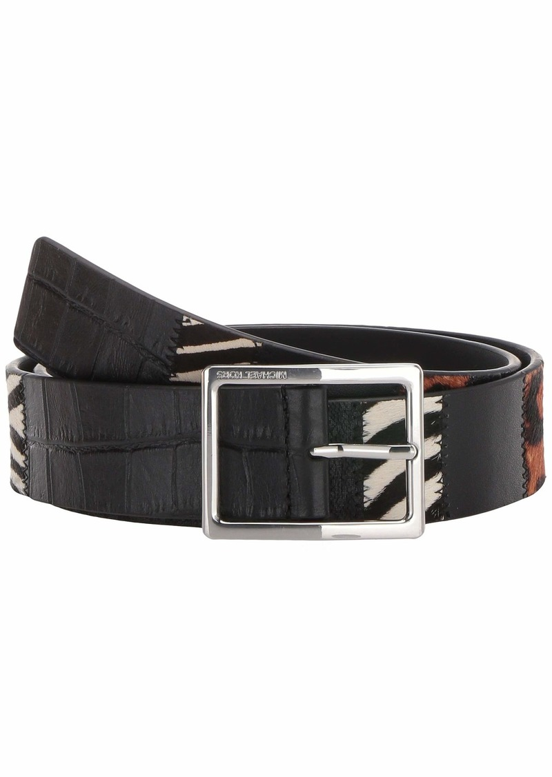 MICHAEL Michael Kors 38 mm Patchwork Belt