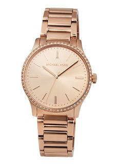 MICHAEL Michael Kors 38mm Bailey Bracelet Watch  Rose Golden