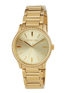 MICHAEL Michael Kors 38mm Bailey Bracelet Watch  Golden