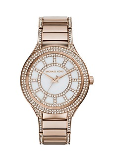 MICHAEL Michael Kors 38mm Kerry Glitz Bracelet Watch