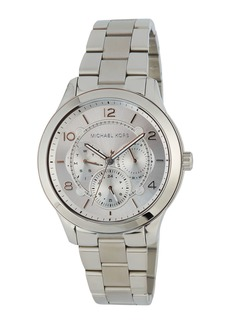 MICHAEL Michael Kors 38mm Runway Chronograph Watch  Steel