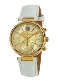 MICHAEL Michael Kors 39mm Champagne Chronograph Watch