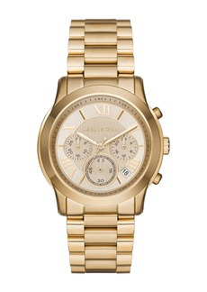 MICHAEL Michael Kors 39mm Cooper Chronograph Bracelet Watch  Rose