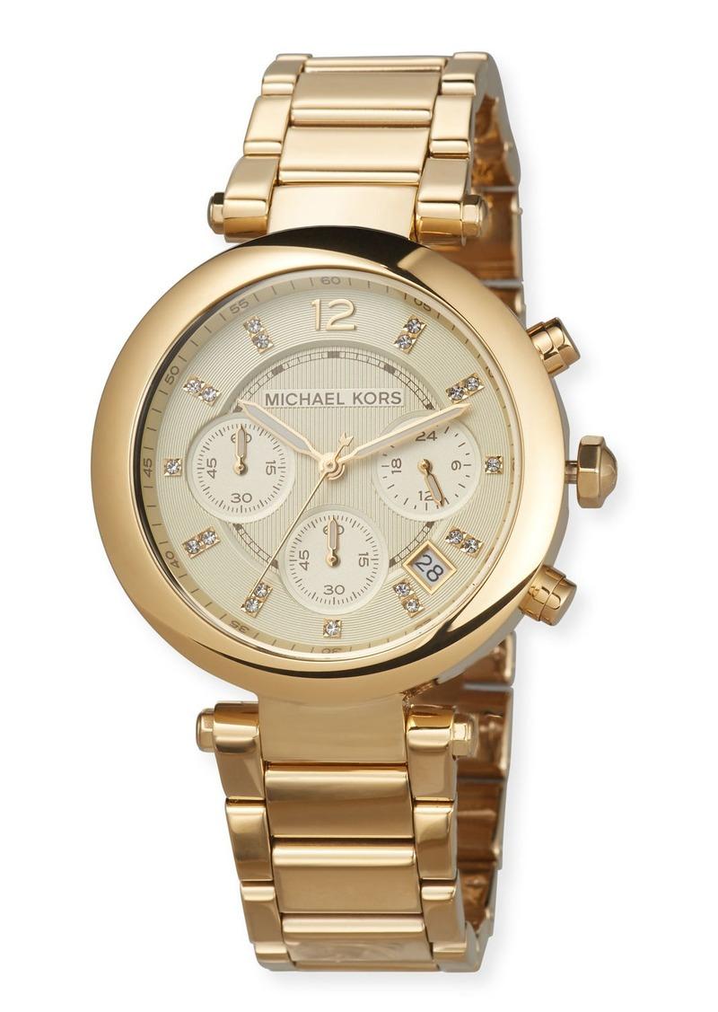 MICHAEL Michael Kors 39mm Parker Chronograph Bracelet Watch