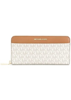 MICHAEL Michael Kors all around zip wallet