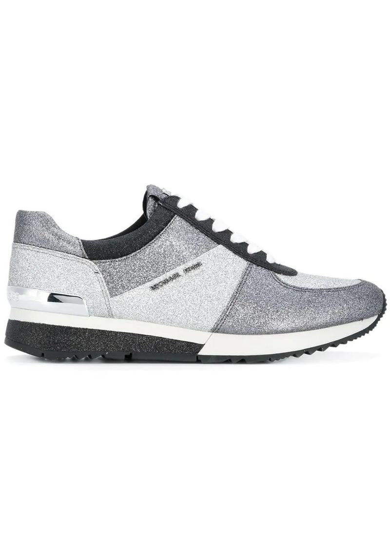 MICHAEL Michael Kors Allie glitter sneakers