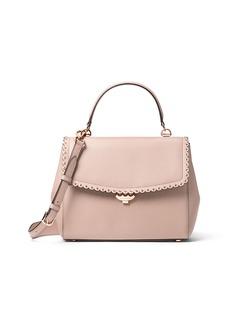 MICHAEL Michael Kors Ava Medium Saffiano Satchel Bag