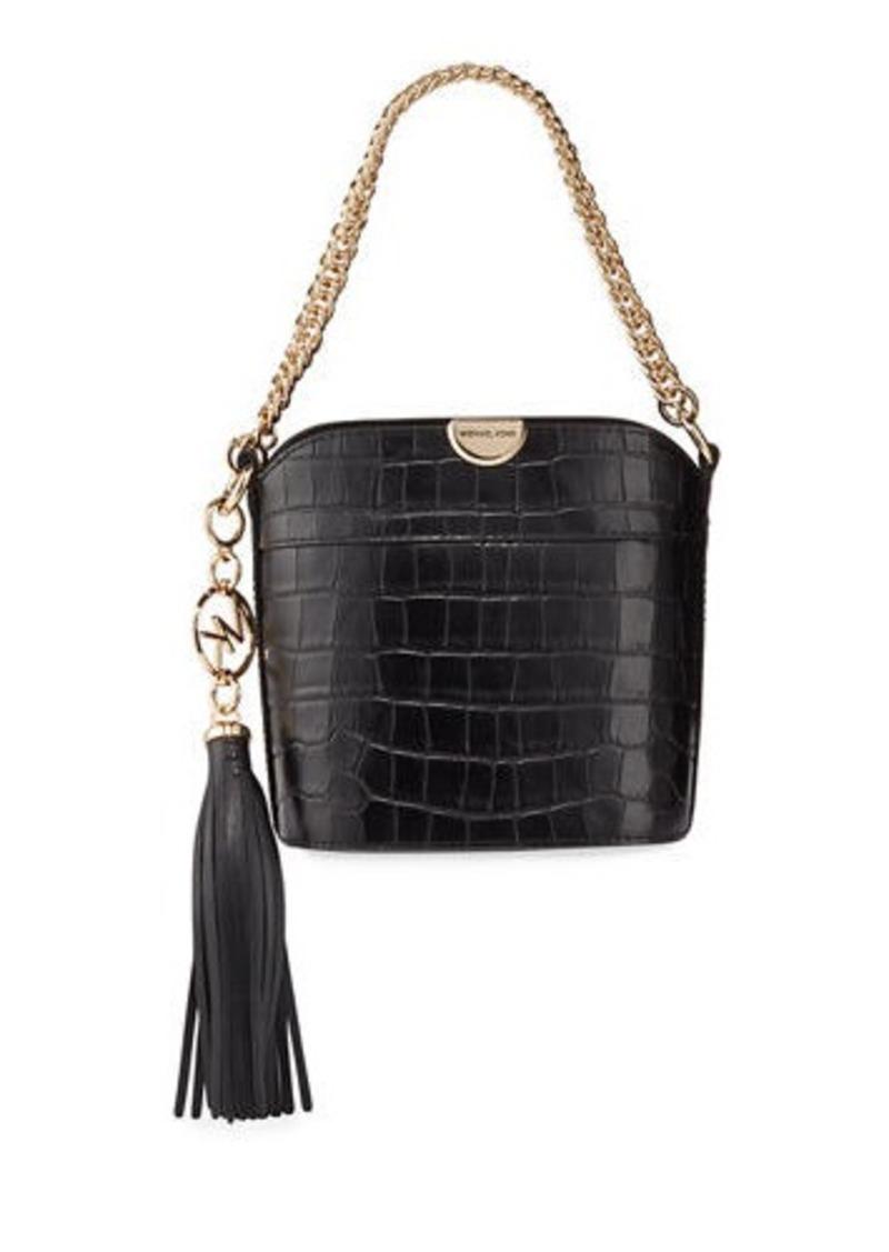 MICHAEL Michael Kors Bea Extra-Small Crossbody Bucket Bag