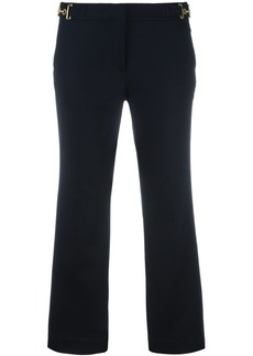 MICHAEL Michael Kors bell bottom cropped trousers