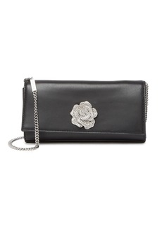 MICHAEL Michael Kors Bellamie Leather Embellished Clutch