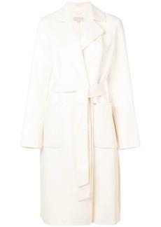 MICHAEL Michael Kors belted midi coat