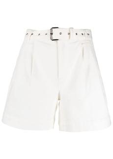 MICHAEL Michael Kors belted wide-leg shorts