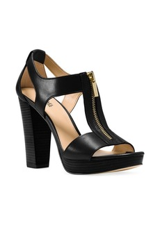 MICHAEL Michael Kors Berkley Platform Leather Sandals