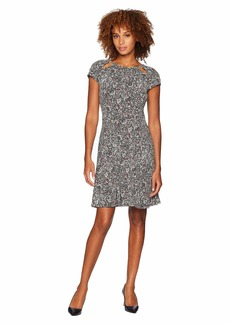 MICHAEL Michael Kors Boho Block Print Dress