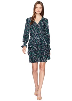 MICHAEL Michael Kors Boho Fleur Multi Tier Dress