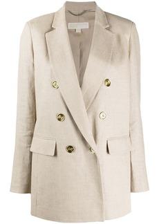 MICHAEL Michael Kors boxy fit blazer