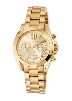 MICHAEL Michael Kors Bradshaw 36mm Chronograph Bracelet Watch  Gold