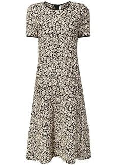 MICHAEL Michael Kors brocade printed dress