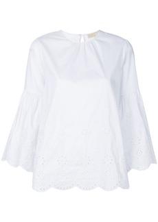 MICHAEL Michael Kors Broderie anglaise shirt