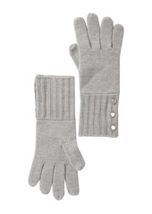MICHAEL Michael Kors Button Detailed Gloves