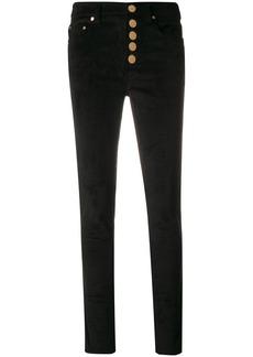 MICHAEL Michael Kors button-up slim trousers
