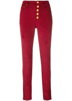 MICHAEL Michael Kors button-up slim trousers