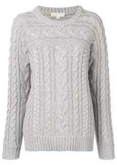 MICHAEL Michael Kors cable knitted sweater
