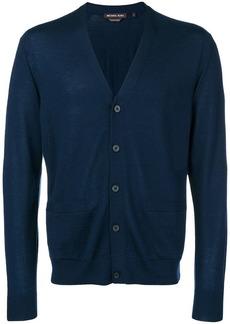 MICHAEL Michael Kors V-neck buttoned cardigan