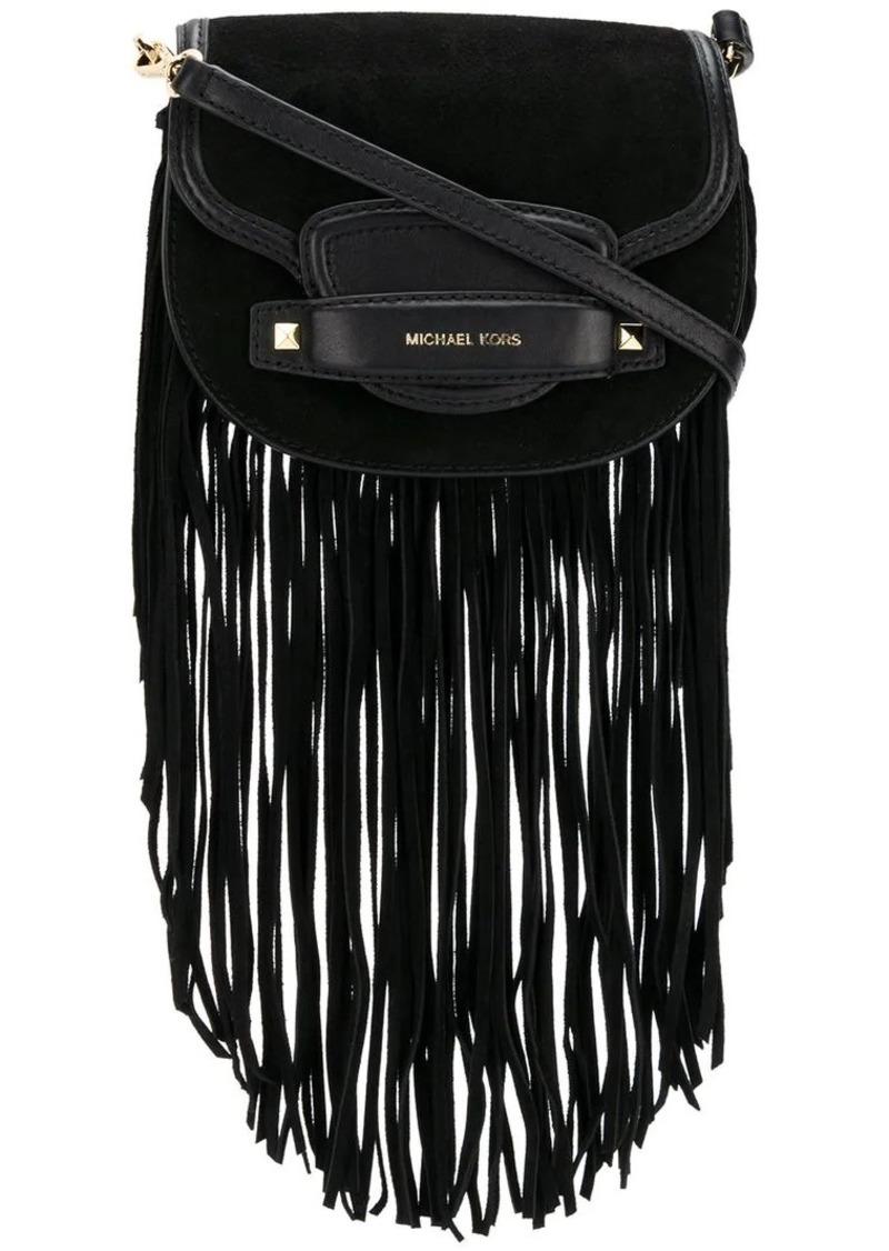 3d2424107c43f1 MICHAEL Michael Kors Cary small saddle bag | Handbags