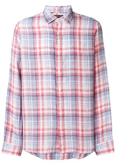 MICHAEL Michael Kors casual plaid shirt