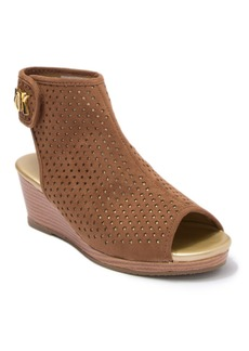 MICHAEL Michael Kors Cate Foe Wedge Sandal (Toddler, Little Kid, & Big Kid)