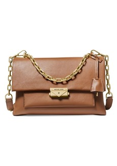 MICHAEL Michael Kors Large Cece Leather Shoulder Bag