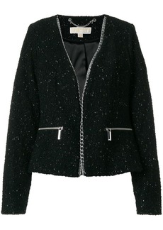 MICHAEL Michael Kors chain trim jacket