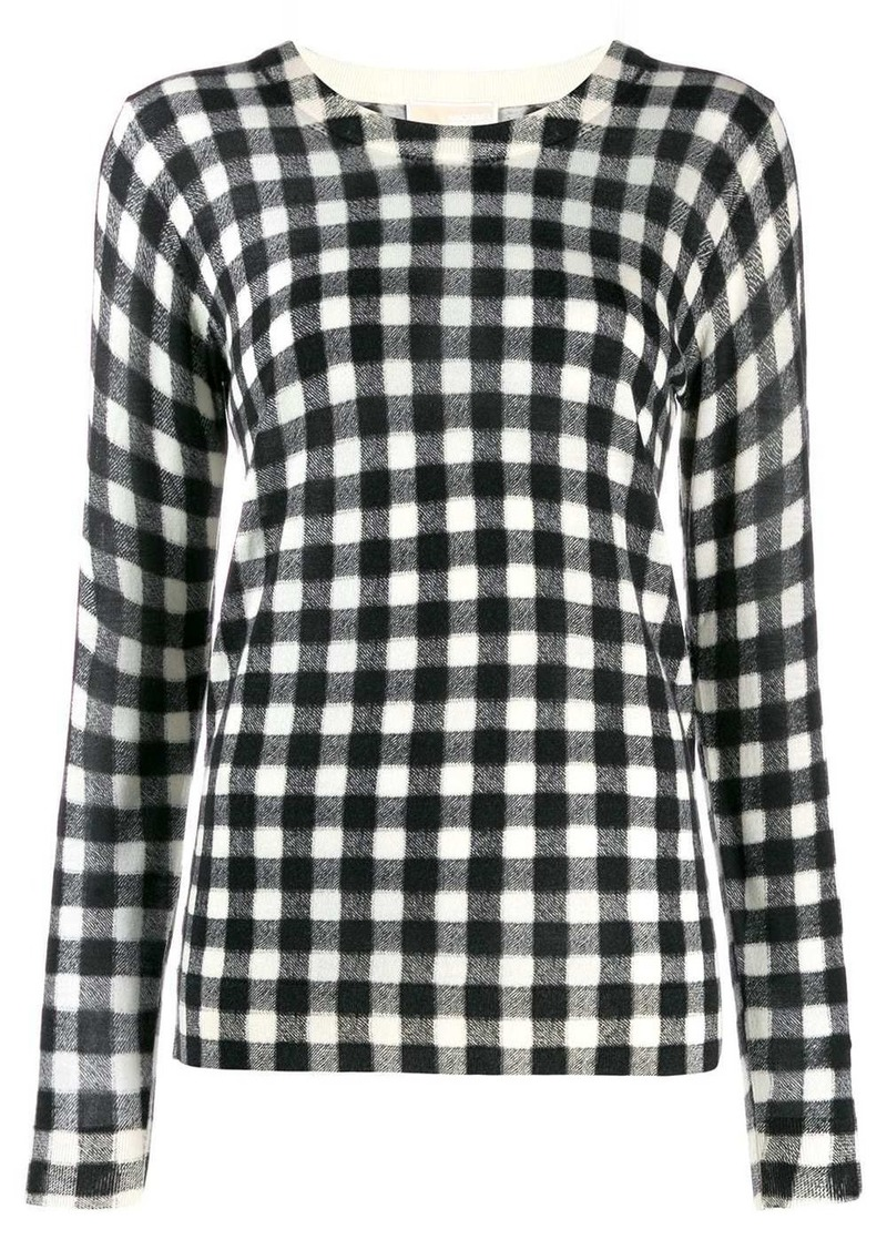 MICHAEL Michael Kors check jumper