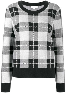 MICHAEL Michael Kors check pullover