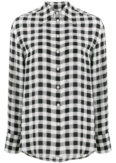 MICHAEL Michael Kors checked print shirt