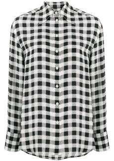 MICHAEL Michael Kors checked print shirt
