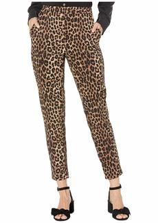 MICHAEL Michael Kors Cheetah Pull-On Trousers