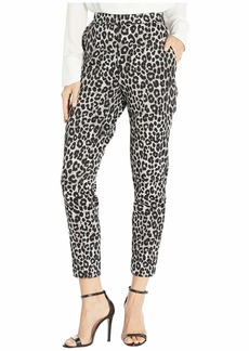 MICHAEL Michael Kors Cheetah Pull-On Trousers